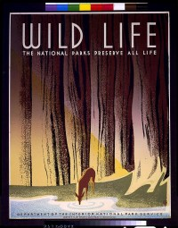 VISIT THE ZOO, And Other Propaganda Posters From The WPA