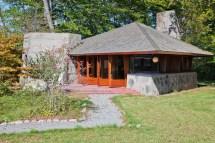 Frank Lloyd Wright Lake House Plans