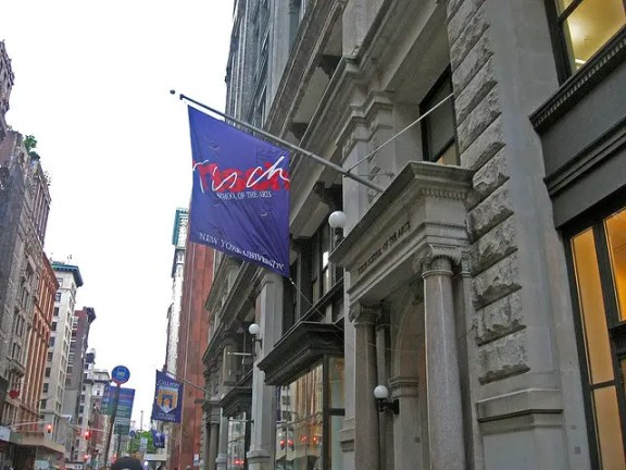 16. New York University Tisch School of the Arts