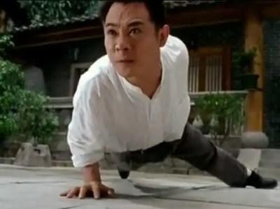 kung fu jet li fist of legend china
