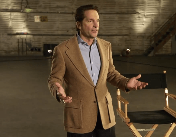 Peter Guber, CEO of Mandalay Entertainment co-owner of the Golden State Warriors and Los Angeles Dodgers
