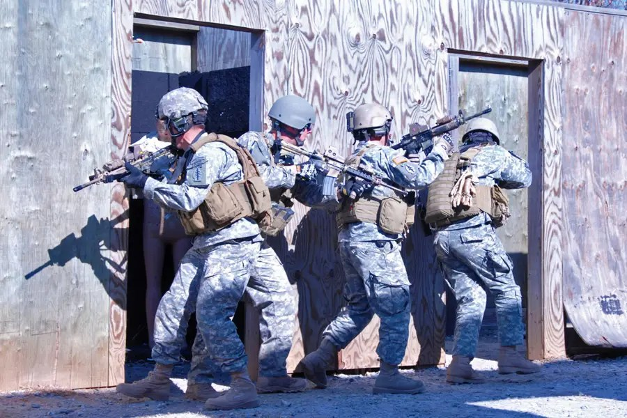 Ultimately, all this training gets them ready for their mission as the masters of unconventional warfare.
