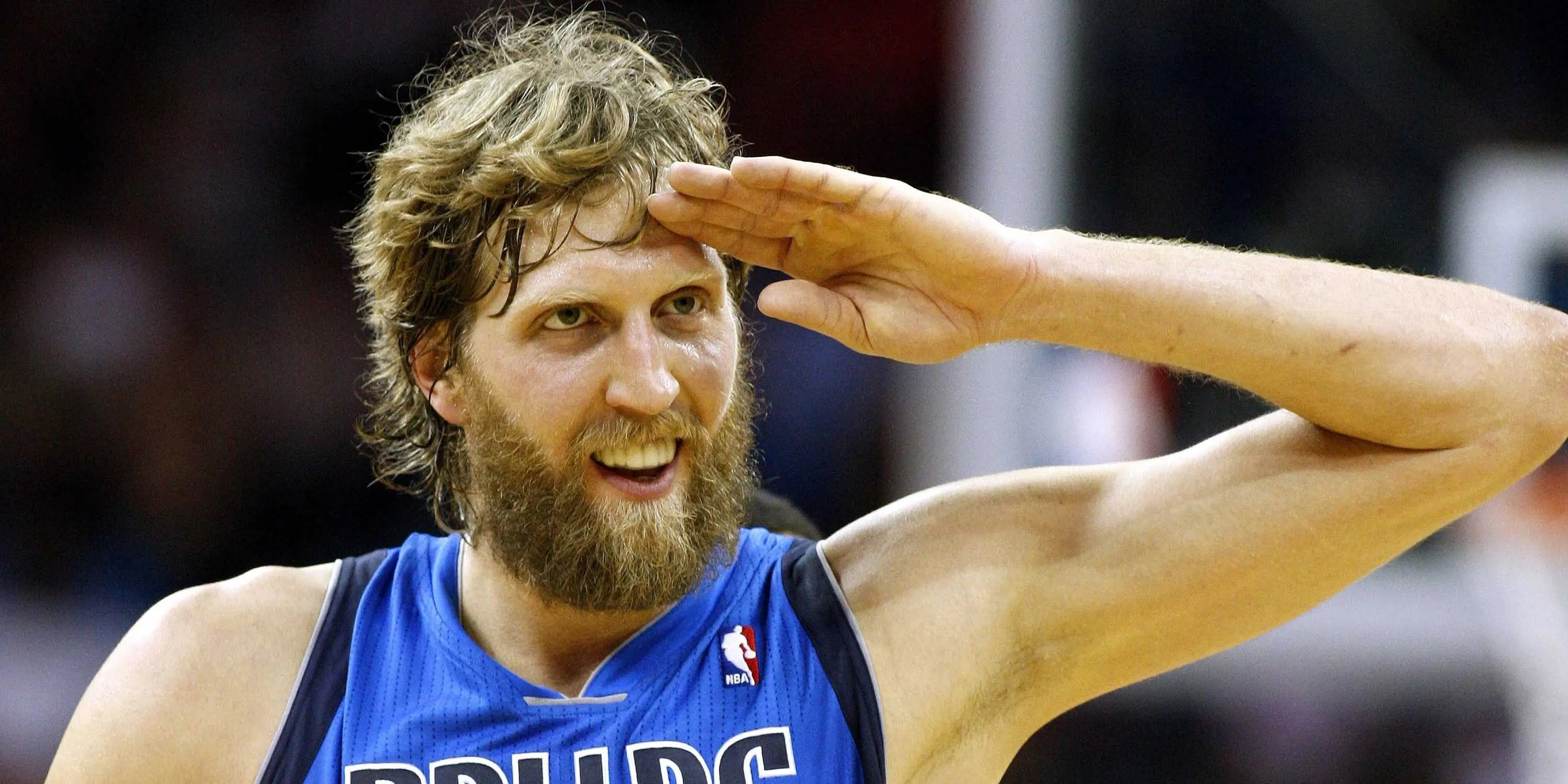 Dirk Nowitzki Finally Shaved His Out Of Control Beardjpg
