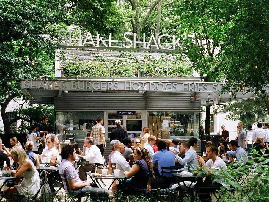 #34 Shake Shack