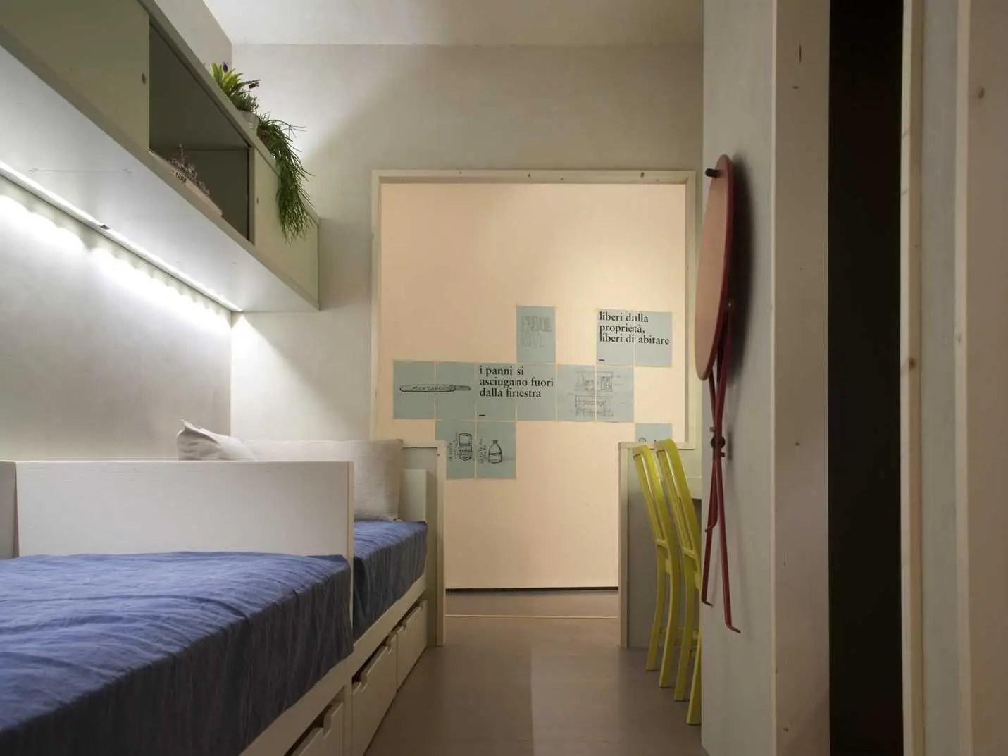 Italian Prisoners Design MiniApartment  Business Insider
