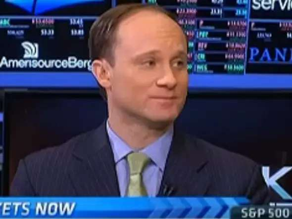 Even perma-bull David Bianco thinks the stocks market's next 5% move will be down.