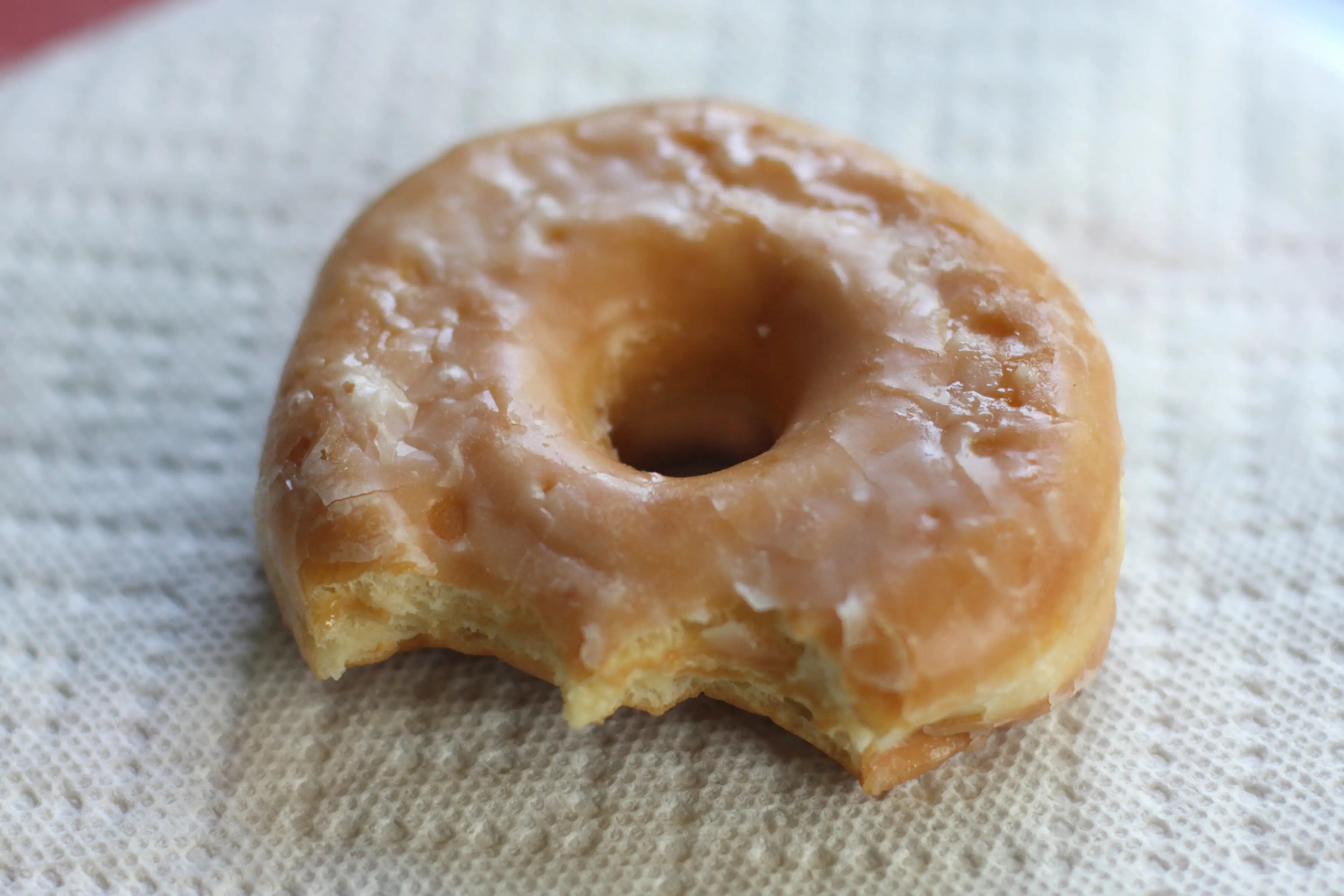 NORTH CAROLINA: Treat yourself to a hot glazed Krispy Kreme donut from the original shop in Winston-Salem.