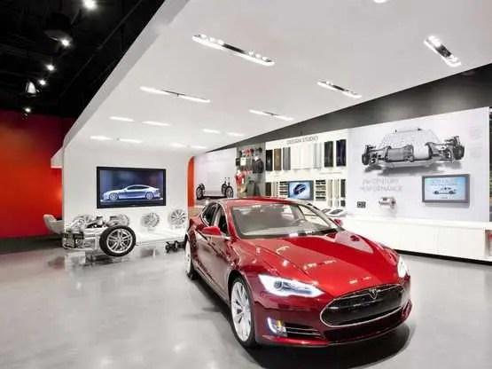 Tesla To Replace Oracle In The Nasdaq100 Index  Business