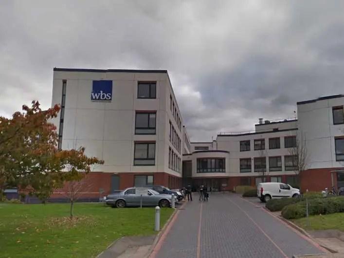 #35 Warwick Business School