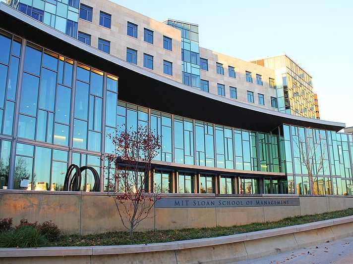 #7 Massachusetts Institute of Technology (Sloan)