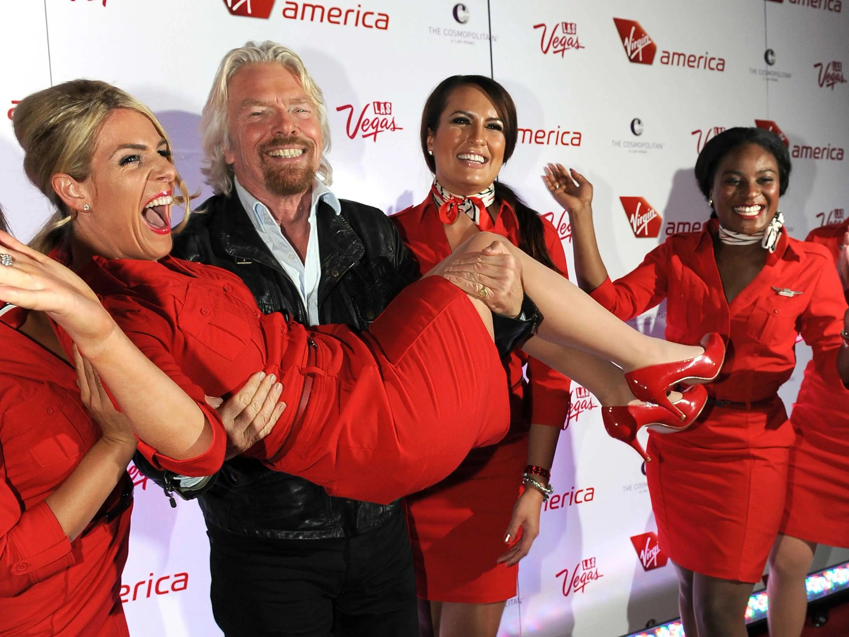Relationships - Richard Branson said 'In business companies that want to survive are smart enough to know that caring and cooperation are key.'