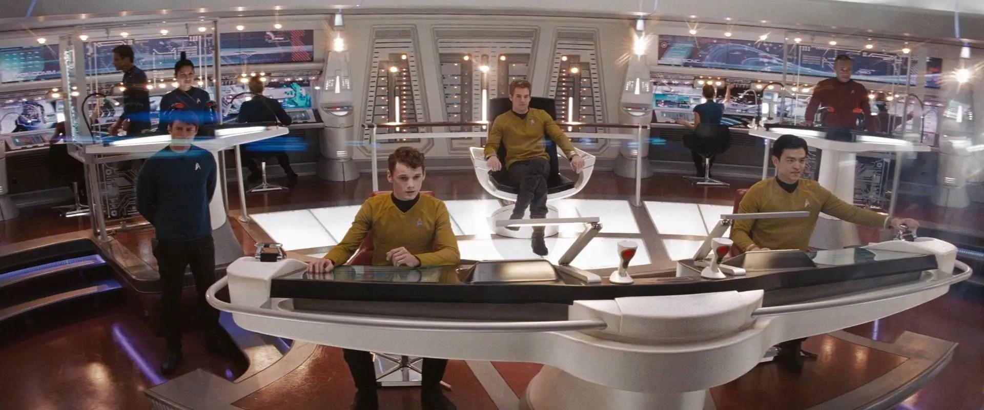 Room Control Uss Trek Star Enterprise