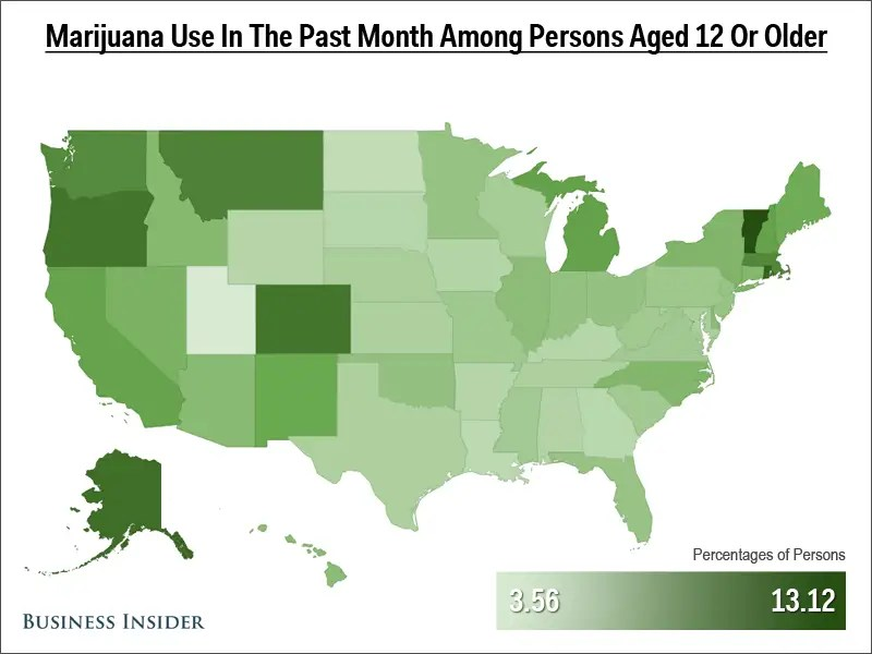 02_Pot Use Past Month
