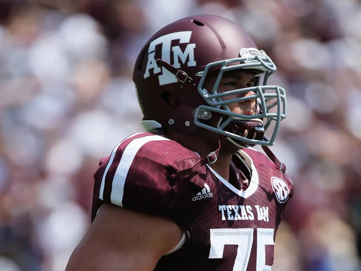 3. Jake Matthews, offensive tackle (Texas A&M)