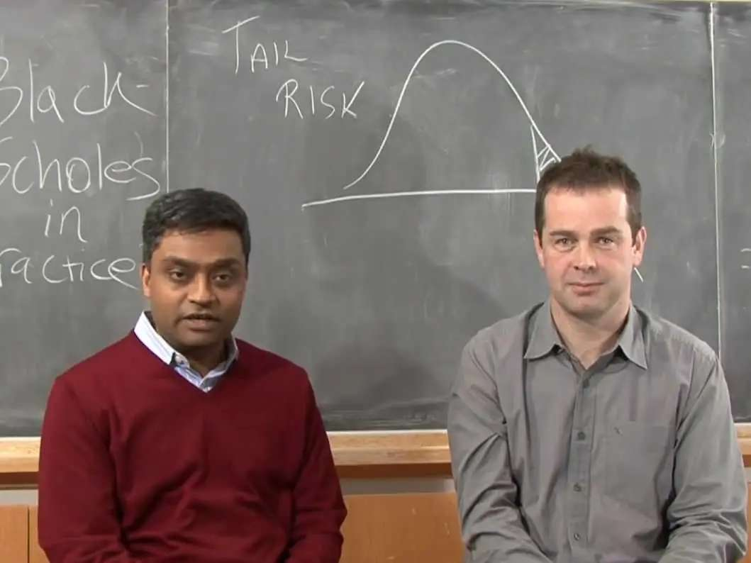 Columbia: Financial Engineering And Risk Management (Part 1)