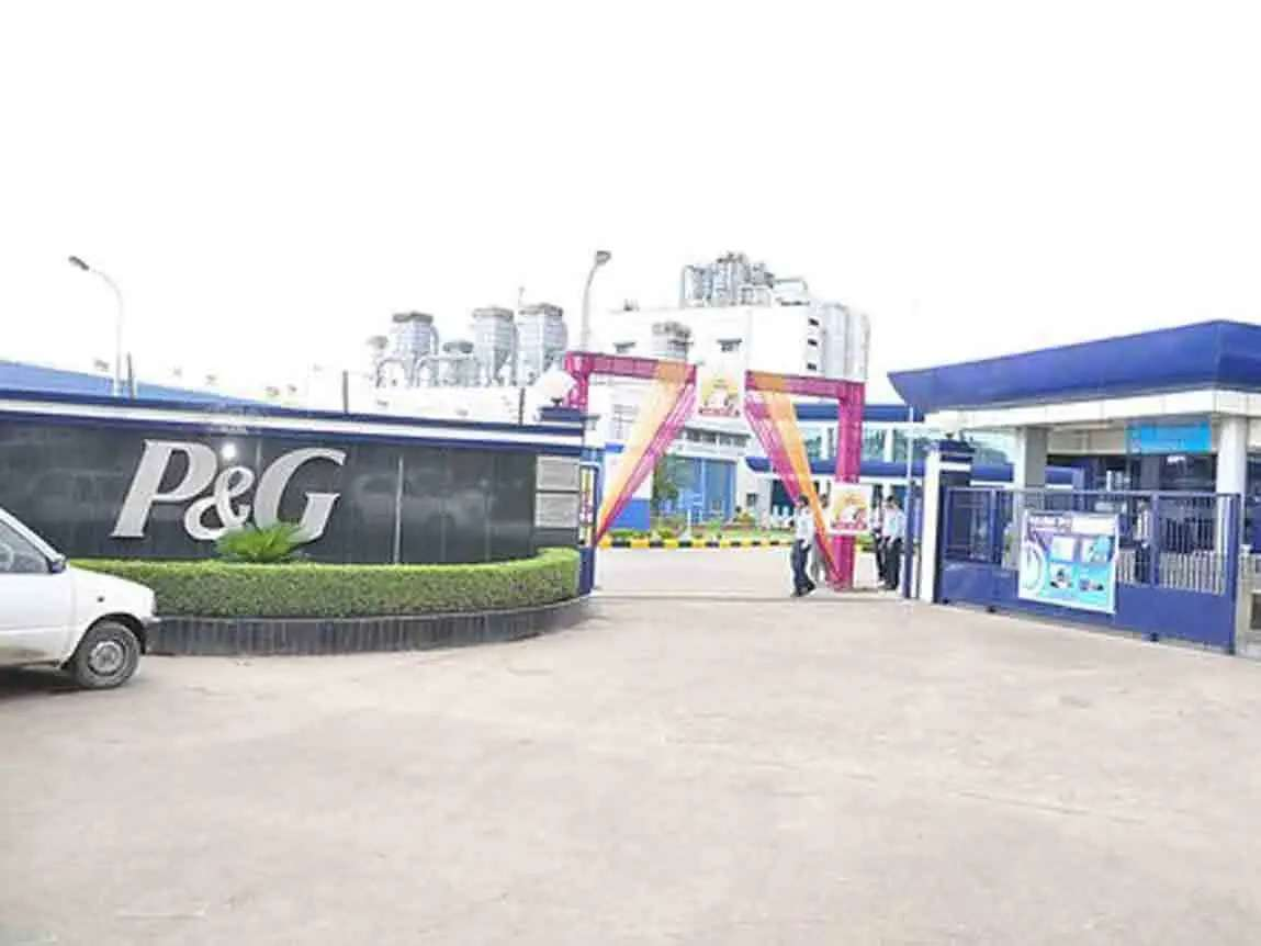22. Procter & Gamble is held by 17 funds