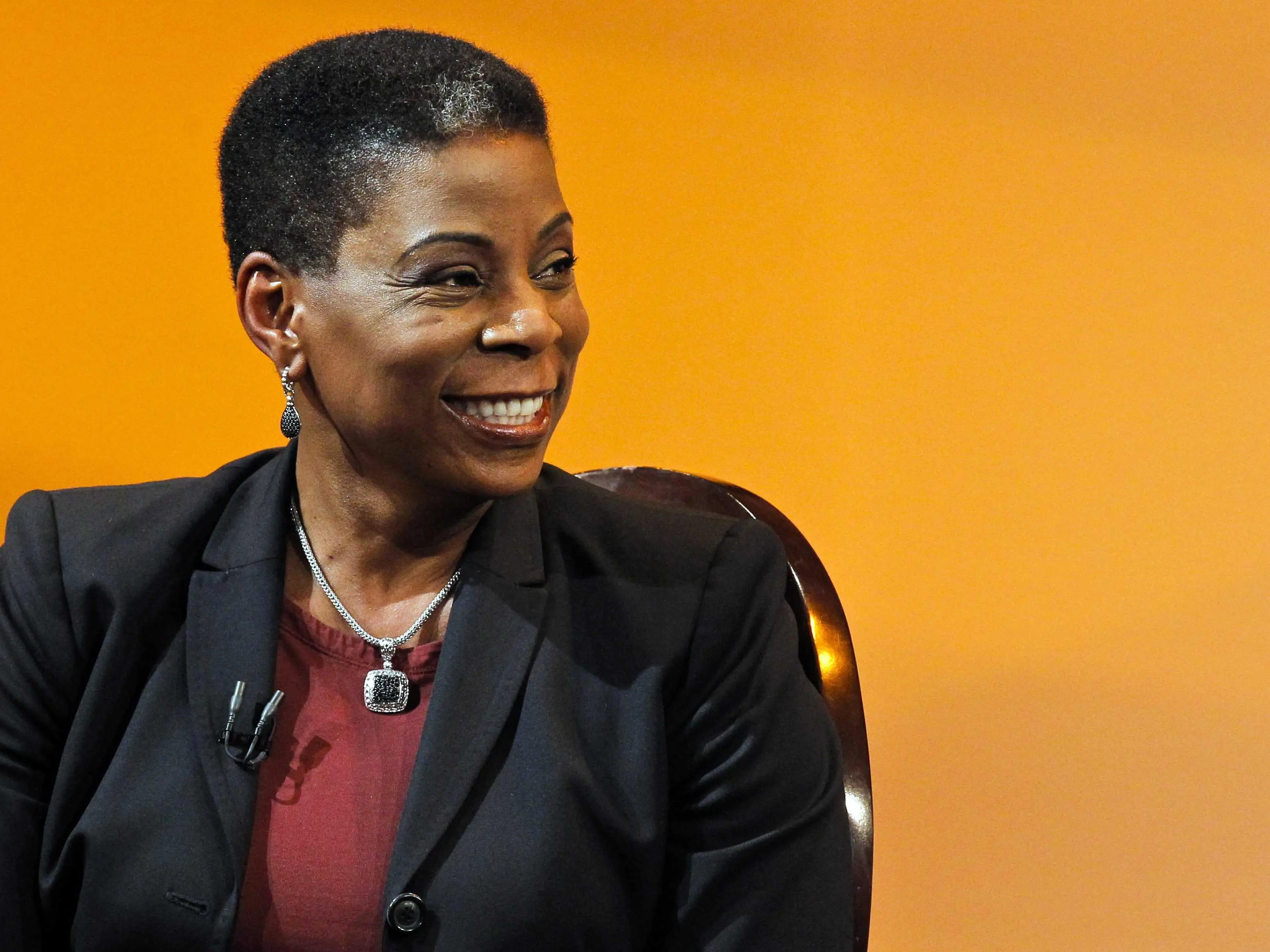 Ursula Burns grew up in a housing project on Manhattan's Lower East Side and now runs Xerox.