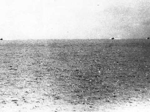 photo from Gulf of Tonkin