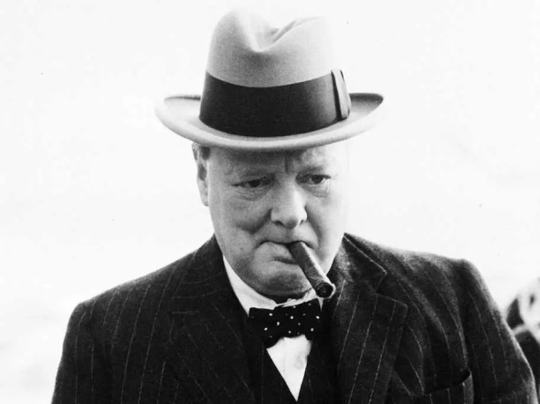 """Winston Churchill was estranged from his political party over ideological disagreements during the """"wilderness years"""" of 1929 to 1939."""