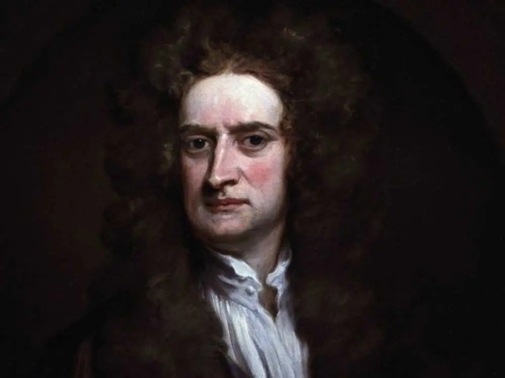 Sir Isaac Newton's mother pulled him out of school as a boy so that he could run the family farm. He failed miserably.