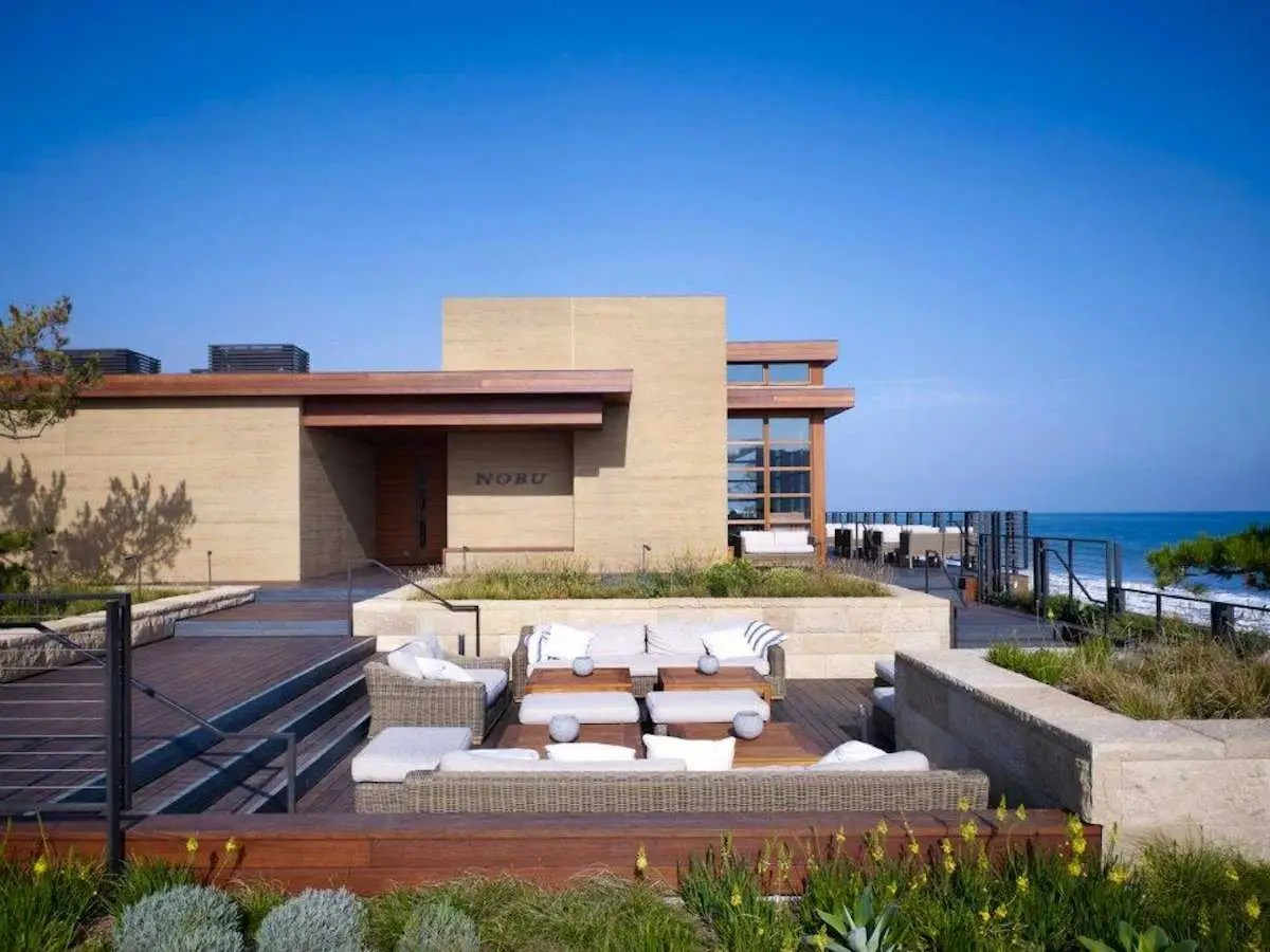 In 2004, he paid $17.6 million for the parcel that's now home to Nobu Malibu, an ultra-trendy Japanese restaurant popular among Hollywood A-listers. Last summer he opened a Mediterranean restaurant, called Nikita, just next door.