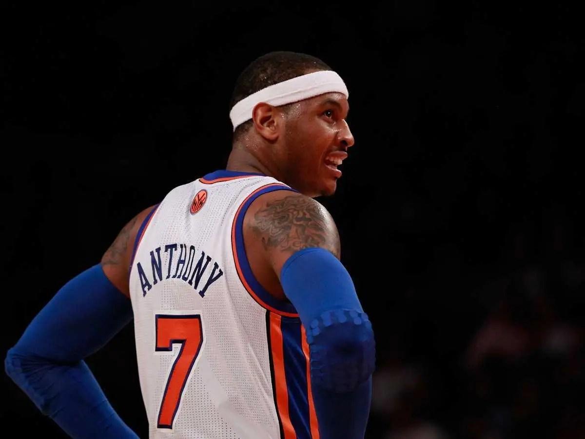 #43 Carmelo Anthony