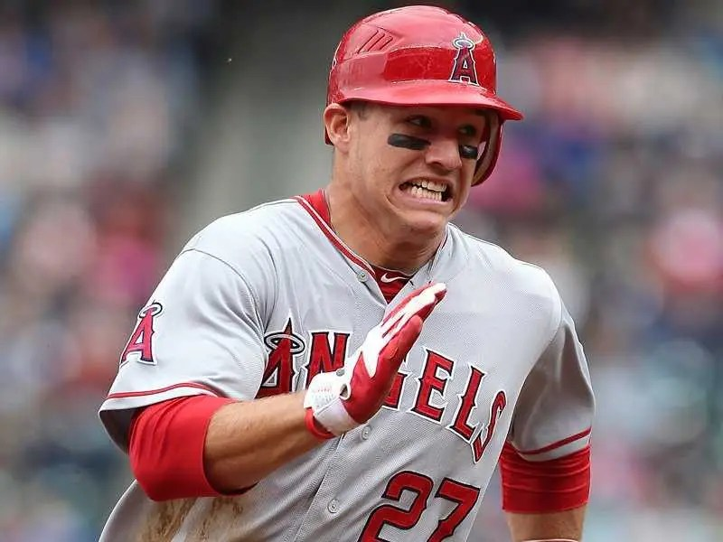 #23 Mike Trout