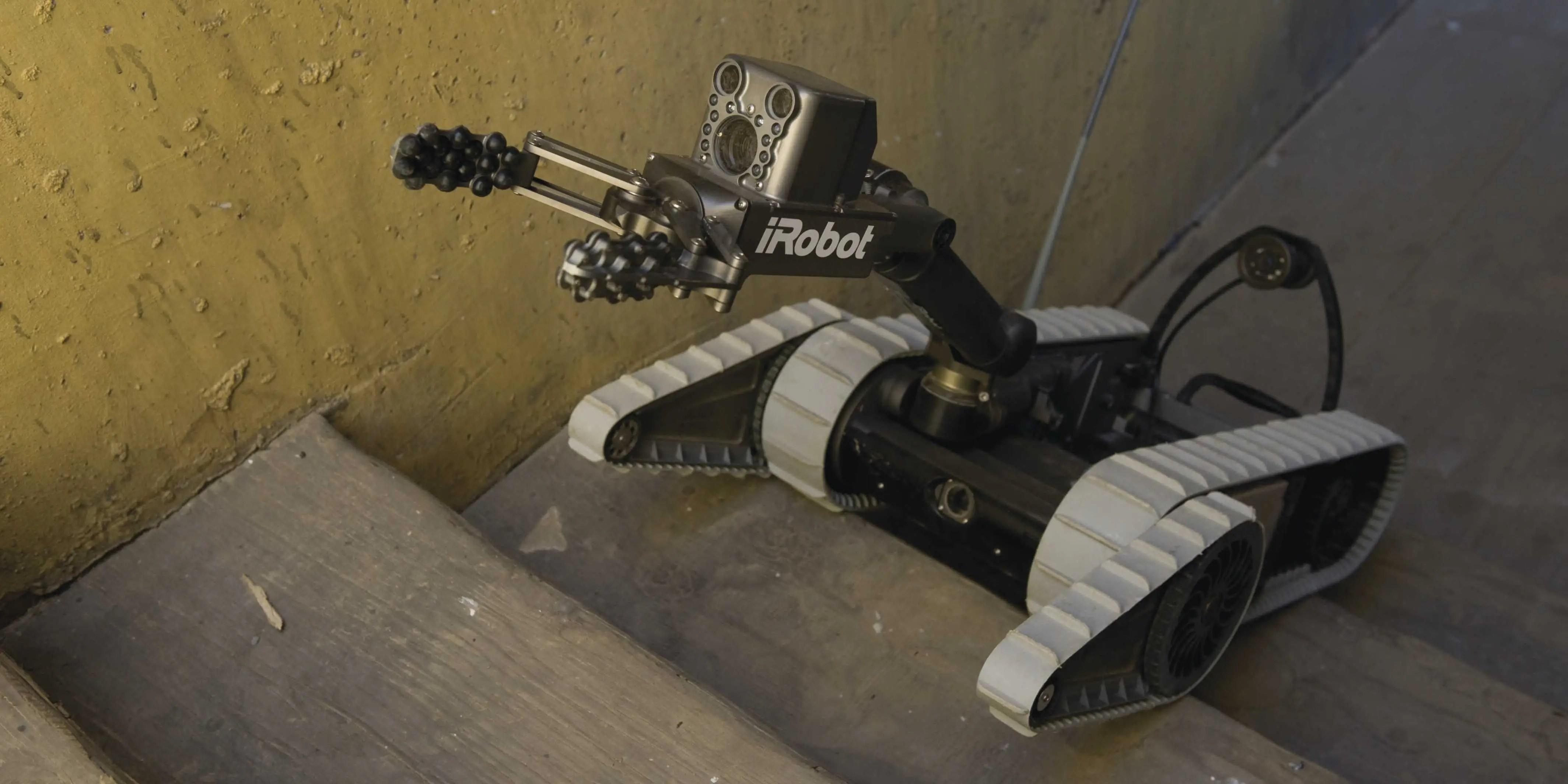 iRobot Defense Contractor  Business Insider