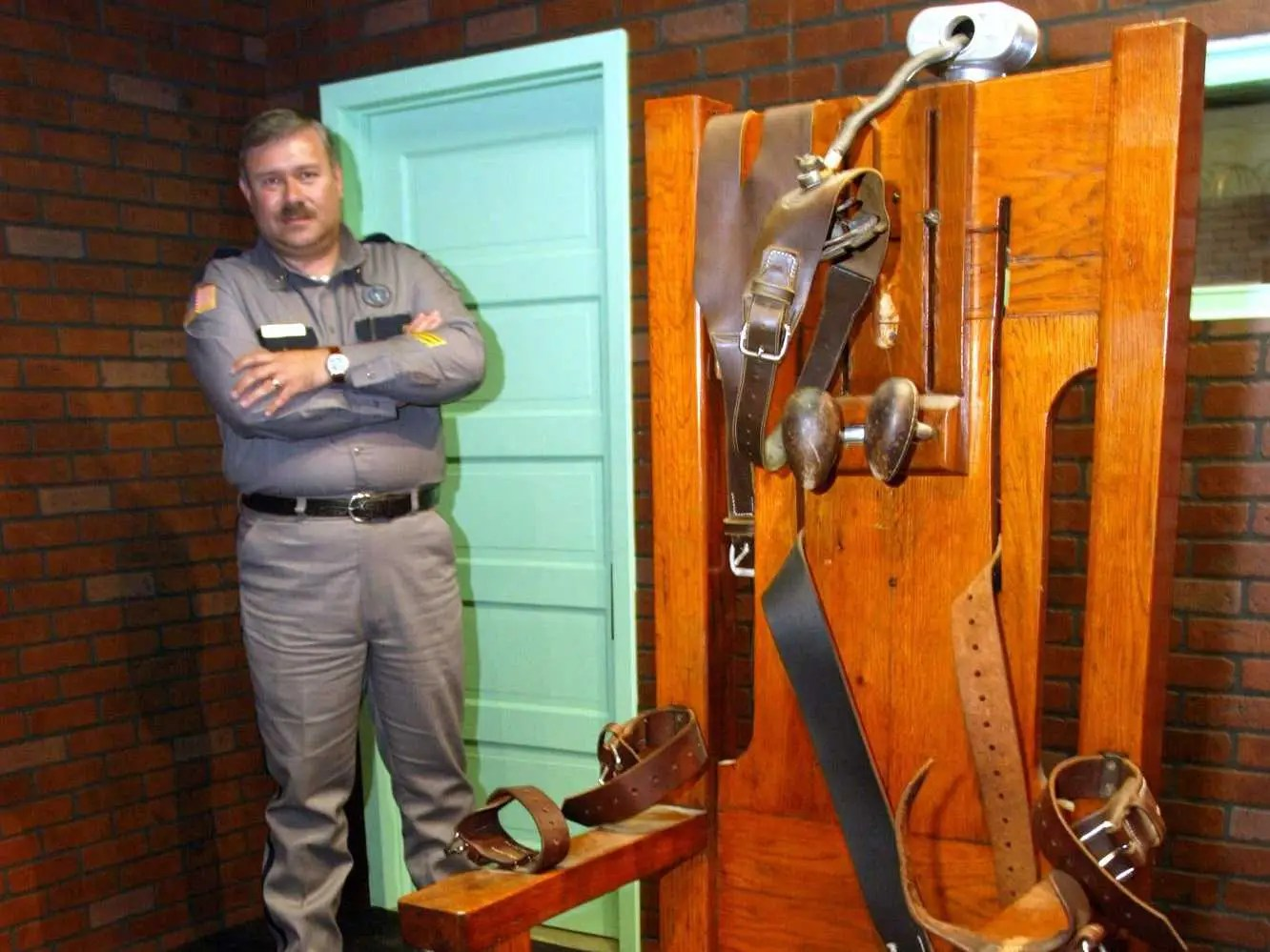 Tennessee Reinstates Electric Chair  Business Insider