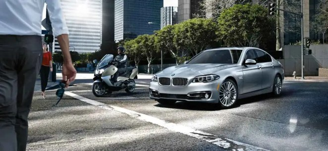 But that wasn't enough to appease Spiegel. After his parents divorced, he convinced his mom to lease him a new BMW 550i, a car with a $75,000 price tag.
