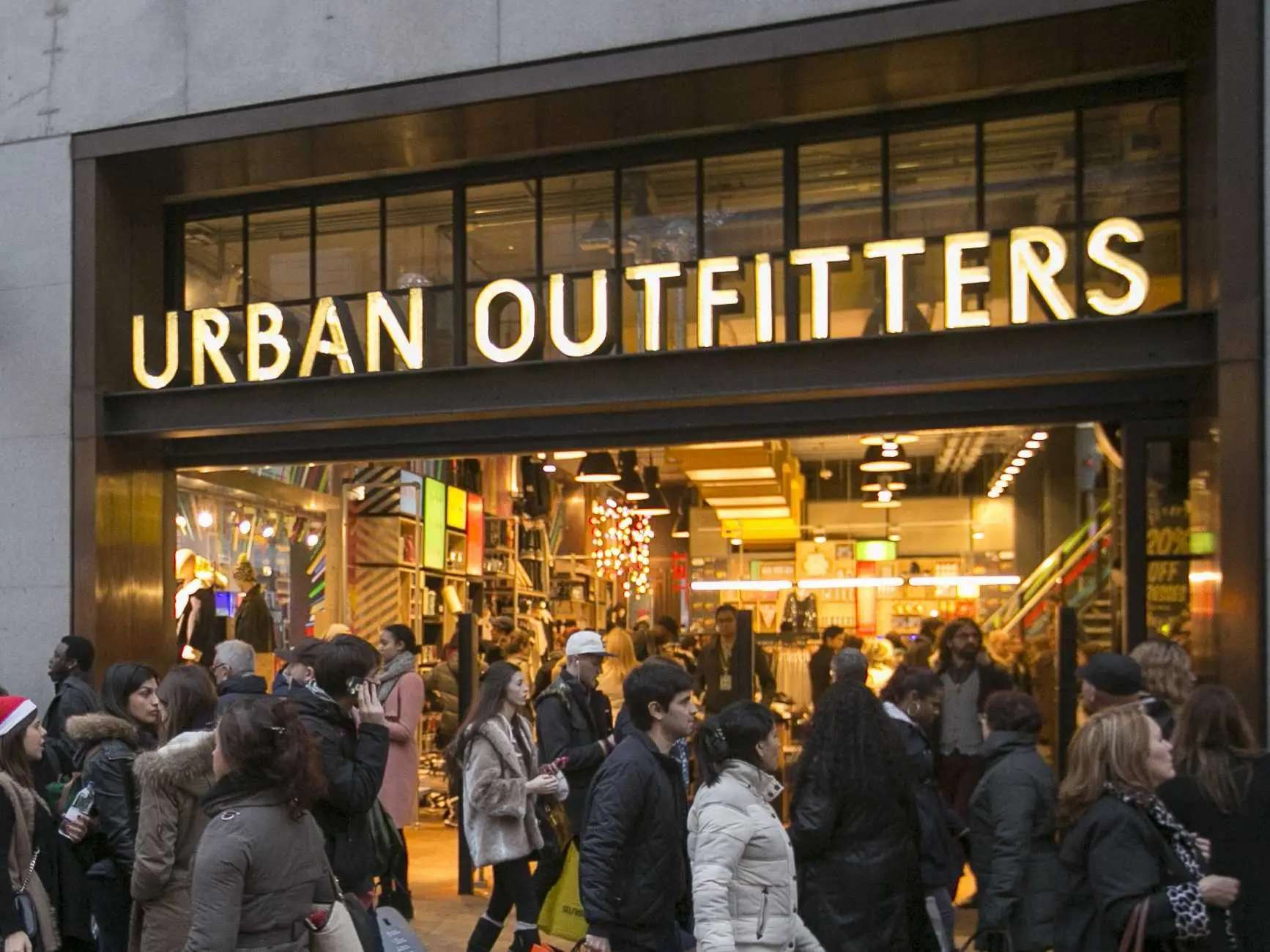 17) Urban Outfitters
