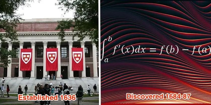 harvard v calculus