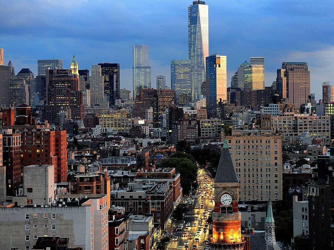 No. 7 New York City: 11.8 million visitors