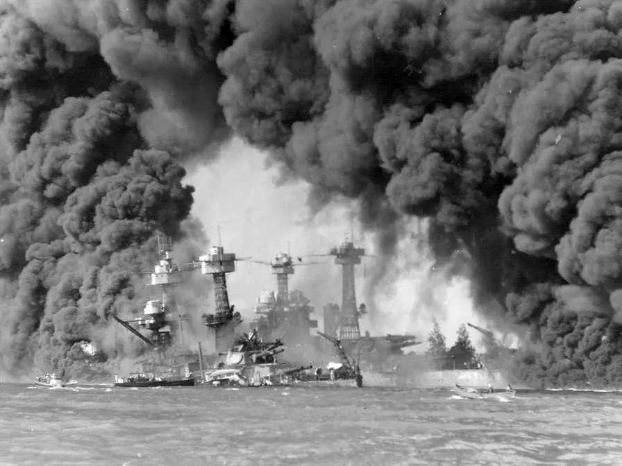 Buffett made his first stock purchase the same year that Pearl Harbor was bombed.