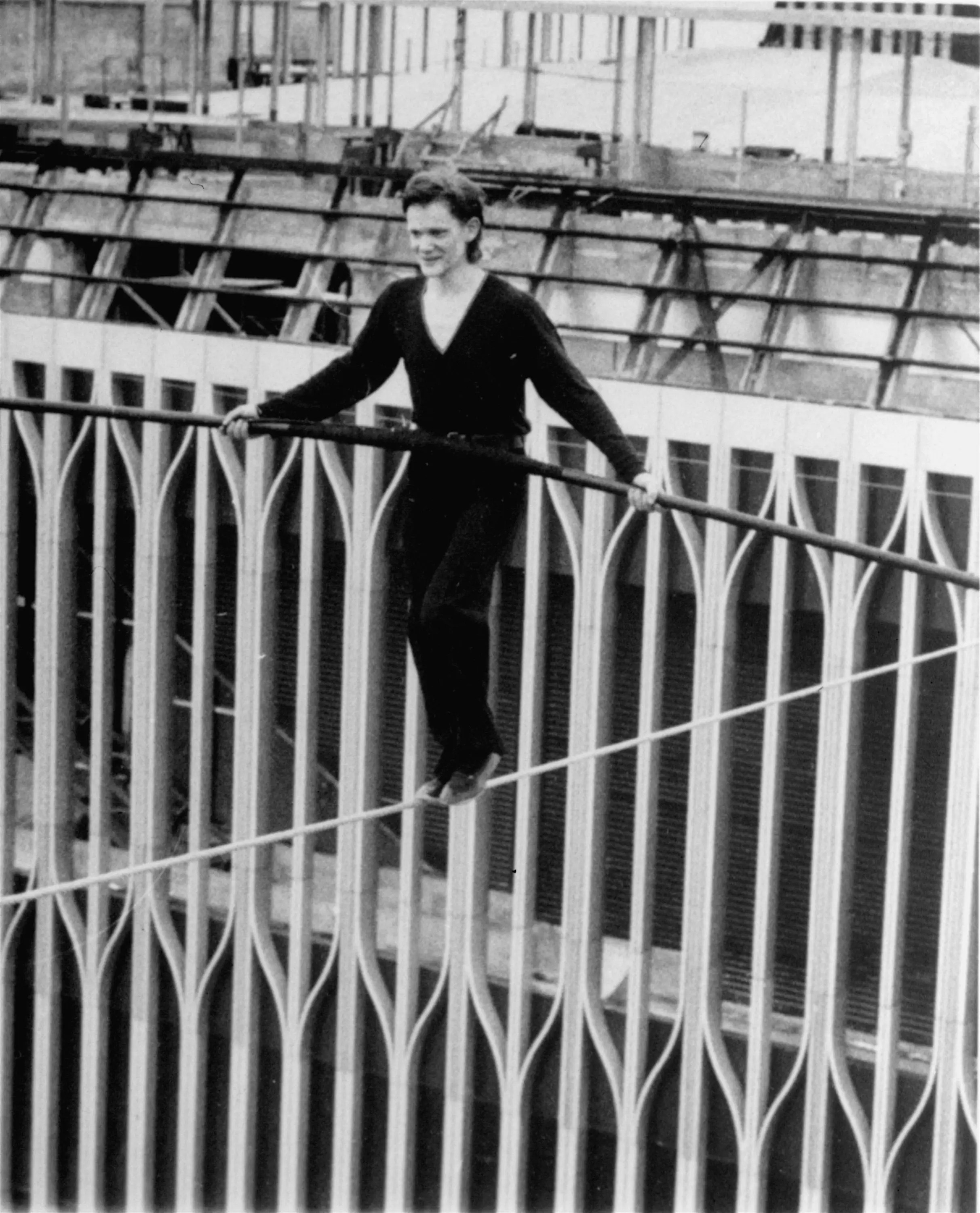 Philippe Petit Walked Across Twin Towers 41 Years Ago