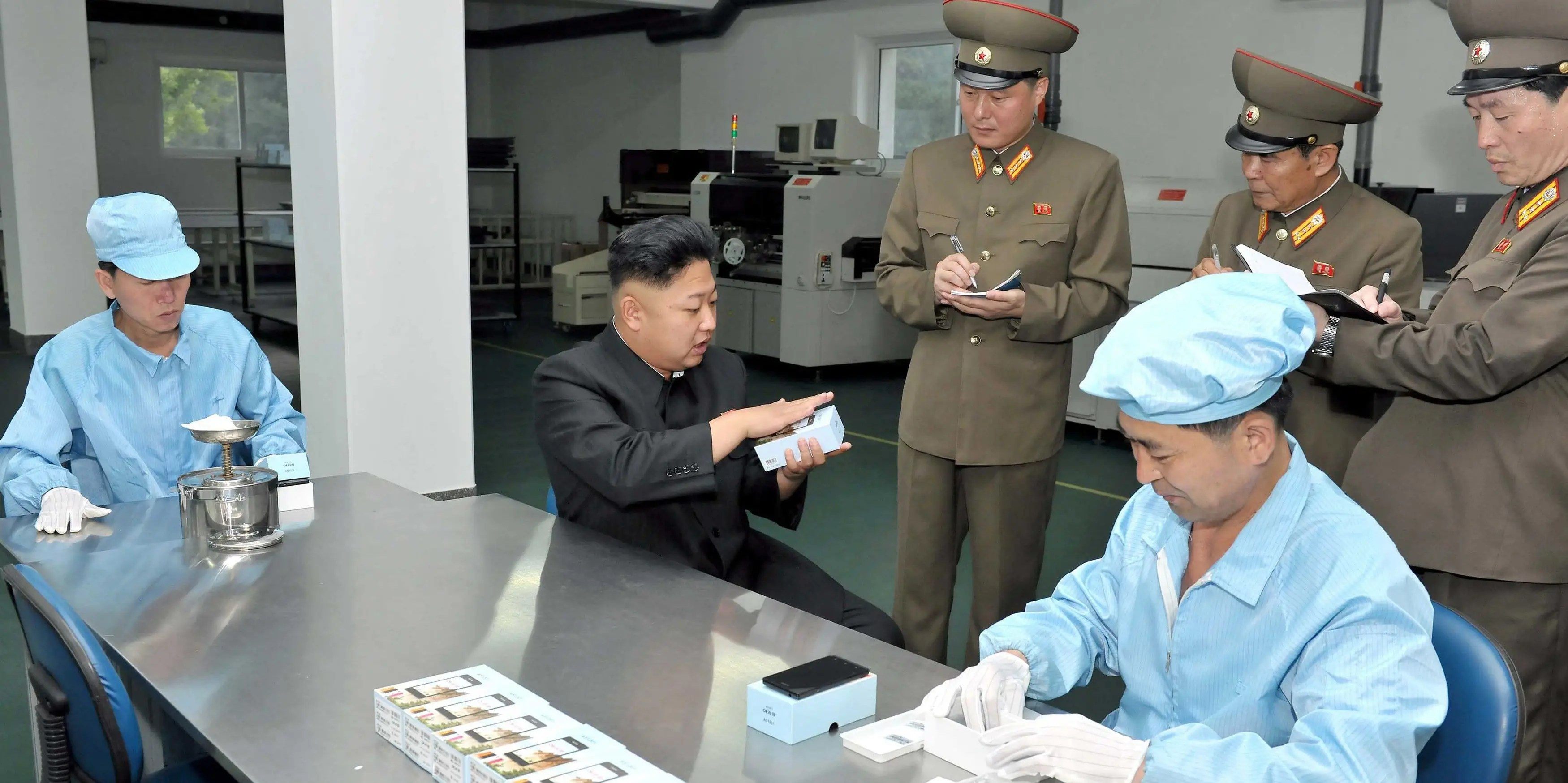 Here's North Korea's version of the iPhone