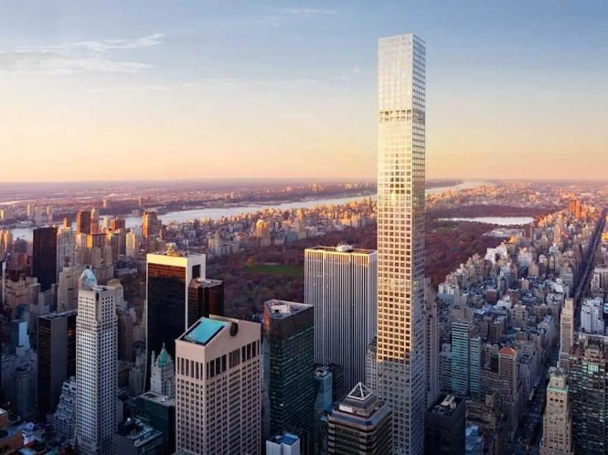 432 Park Tallest Building In New York