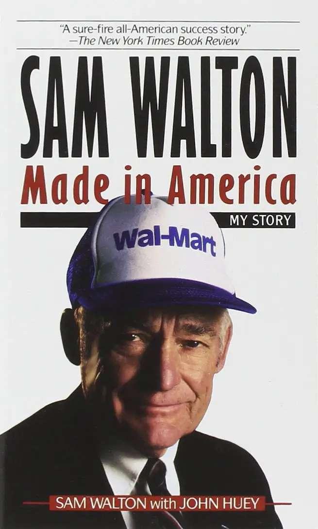 'Sam Walton: Made in America' by Sam Walton