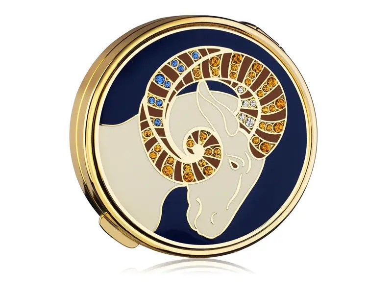 Este?e Lauder Limited Edition Year of The Goat Compact