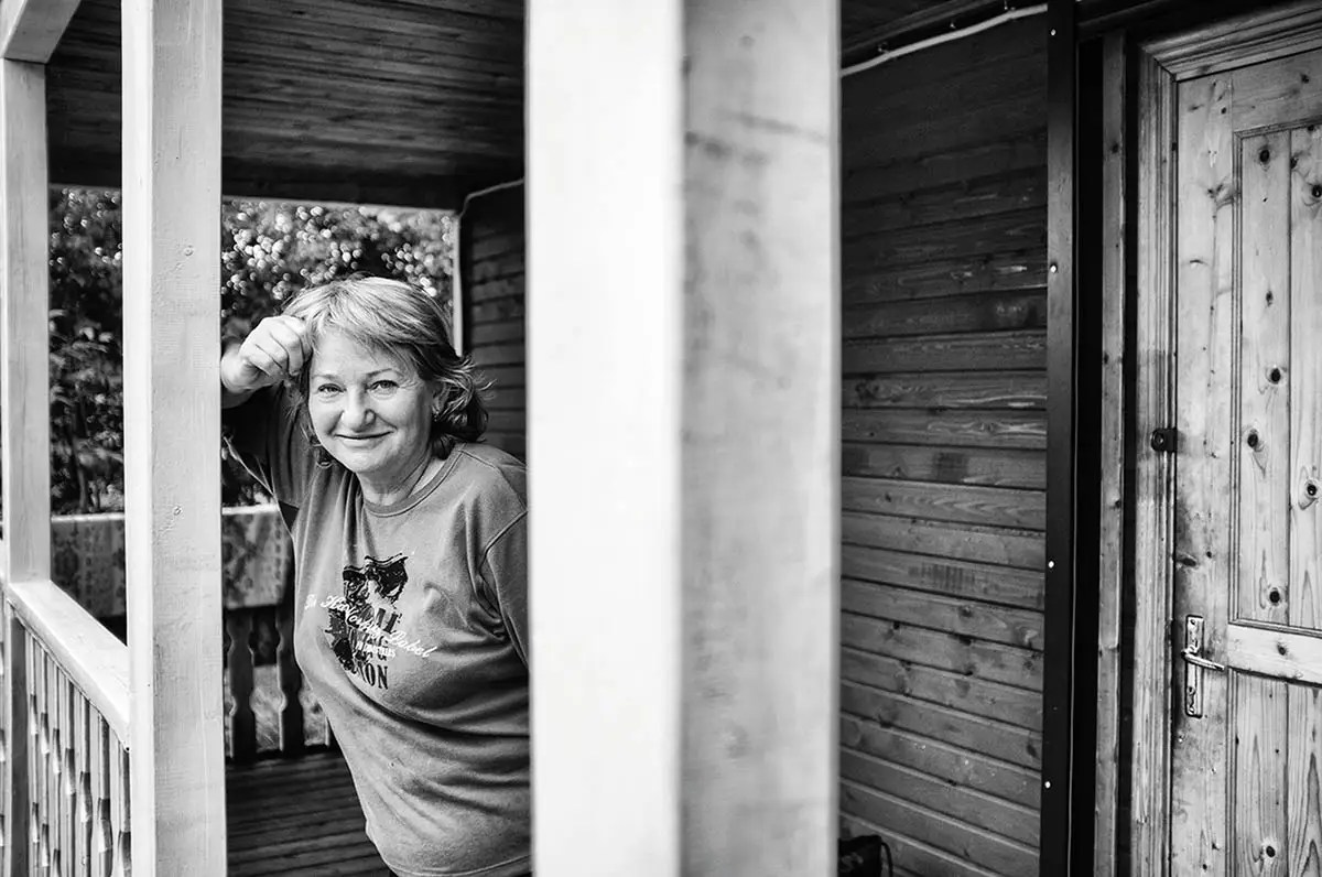 """Nina, age 56. Profession: Librarian. Passion or Dream: """"I would like to create a historical museum in Zelenogorsk (Leningrad region)."""""""