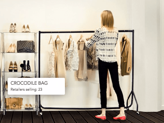EDITD shows retailers what their customers are buying in real time.