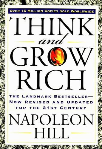 'Think and Grow Rich,' by Napoleon Hill