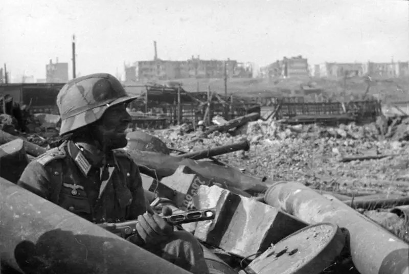 2. The Siege of Stalingrad resulted in more Russi