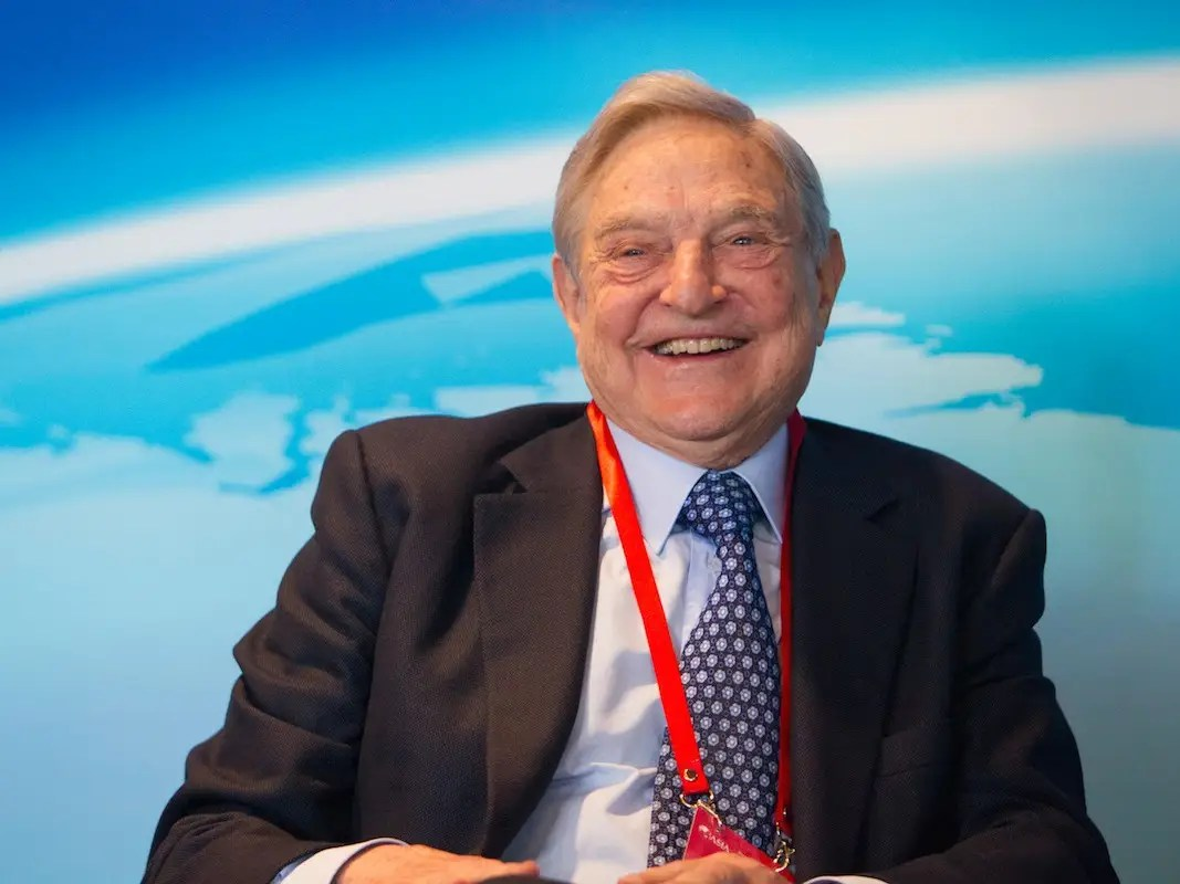 George Soros survived the Nazi occupation of Hungary to become one of the world's most successful investors.