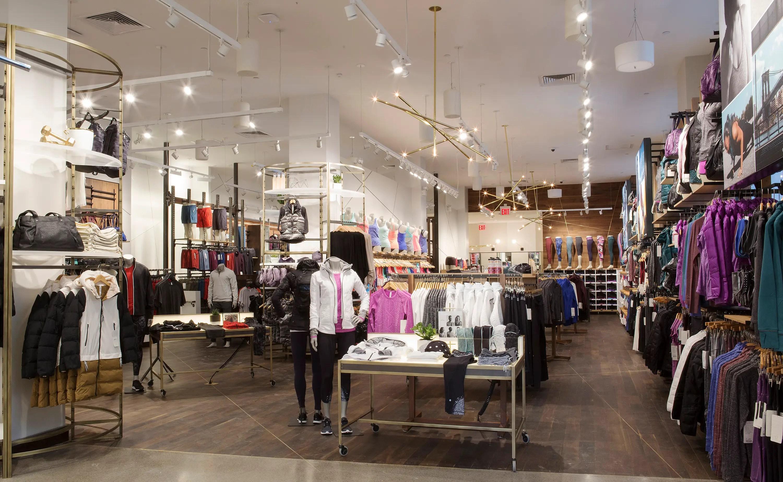 Lululemons New Flagship Store Business Insider