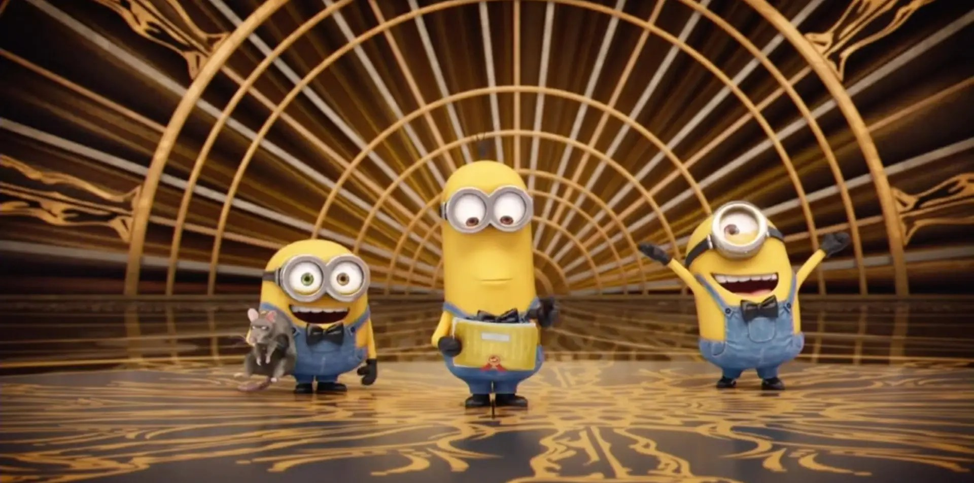 WORST: Minions. Need we say more?