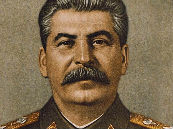10. Joseph Stalin.