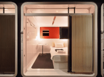 Pod Hotels With High-tech Features - Business Insider