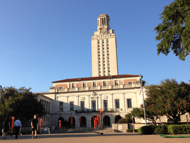 26. University of Texas at Austin — Excelling in areas like robotics, AI, and data mining, the University of Texas at Austin scored 80.6.