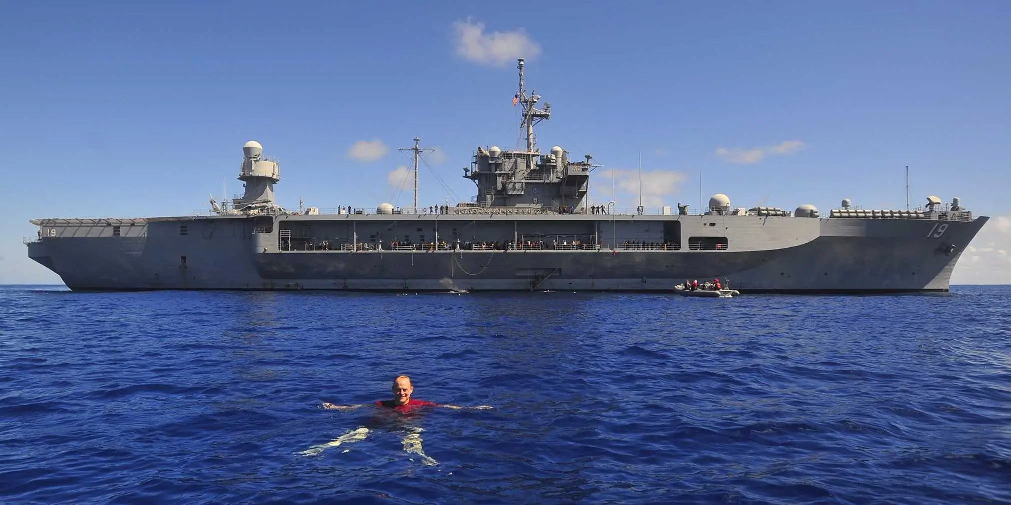 Us Navy Sailors Have One Of The Coolest Job Perks In The